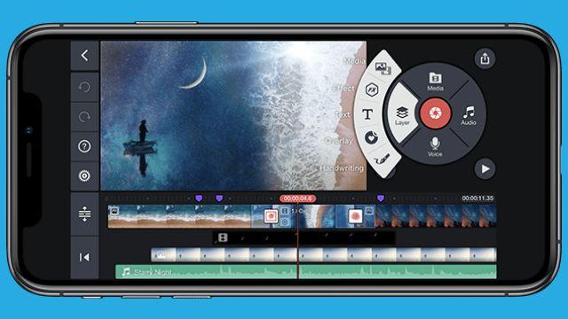 1 aplikasi untuk menggabungkan video di hp android