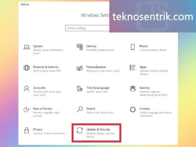 2 cara reset install ulang windows 10 tanpa kehilangan data