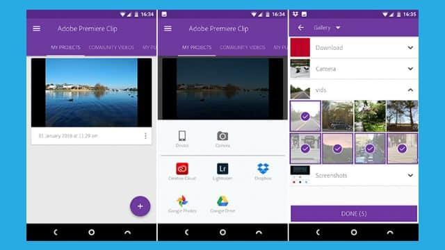 5 aplikasi untuk menggabungkan video di hp android