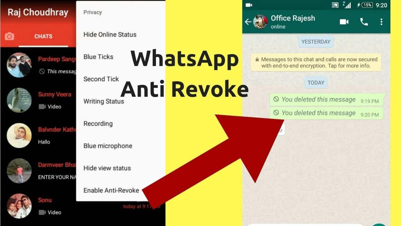 Anti-Revoke