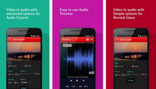 Aplikasi android untuk convert video jadi mp3