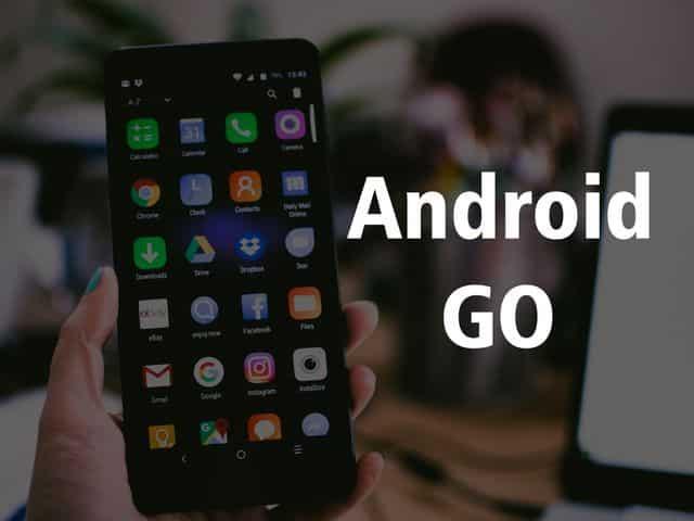 Aplikasi ringan untuk smartphone android go