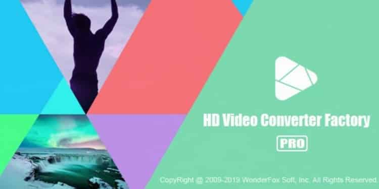 Aplikasi video converter terbaik untuk PC HD Video Converter Factory Pro