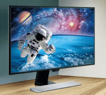 BenQ EW3270U Monitor 4K HDR
