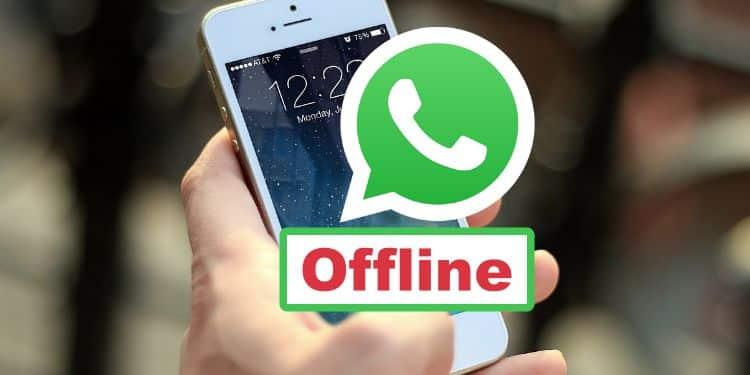 Cara Setting WhatsApp Agar Tidak Terlihat Online