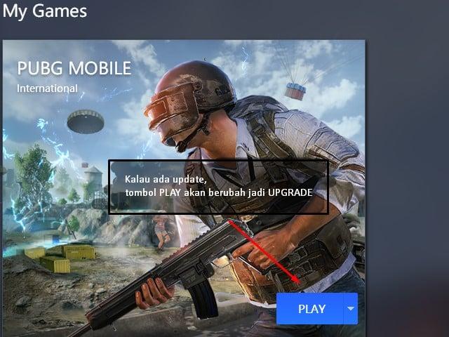 Cara Update PUBG Mobile di Emulator Tencent Gamming Buddy