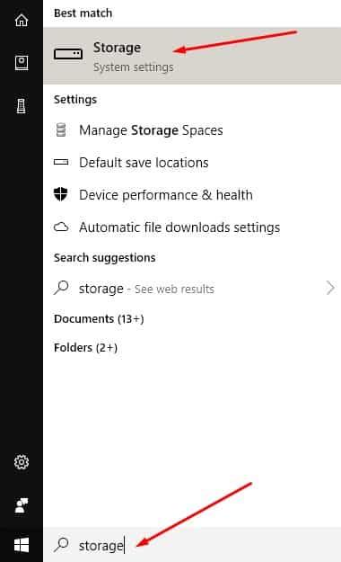 Cara membersihkan file sampah dan cache windows 10 1