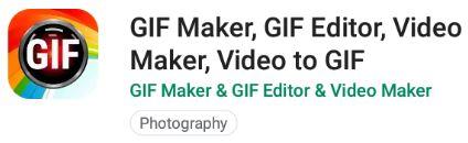 Cara membuat GIF di hp dengan aplikasi gif maker
