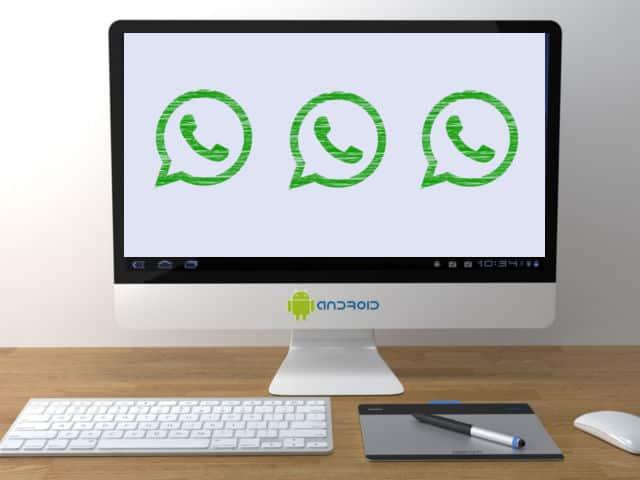 Cara membuka 2 akun whatsapp di pc tanpa hp