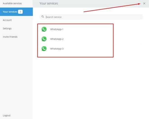 Cara membuka 2 atau banyak akun whatsapp dalam 1 aplikasi 3