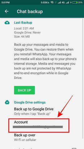 Cara memindahkan WhatsApp ke HP baru tanpa kehilangan chat dan kontak 1