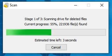 Cara mengembalikan file yang ke replace 3