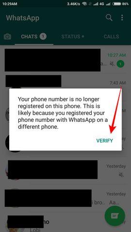 Cara mengetahui siapa yang menyadap akun whatsapp kita 3