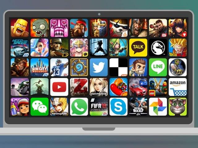Cara menginstall aplikasi di MEmu Player 2