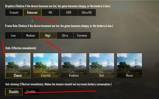 Cara setting emulator tencent gaming buddy agar ringan dan tidak lag 3