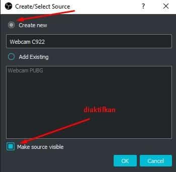 Cara setting webcam logitech c922 2