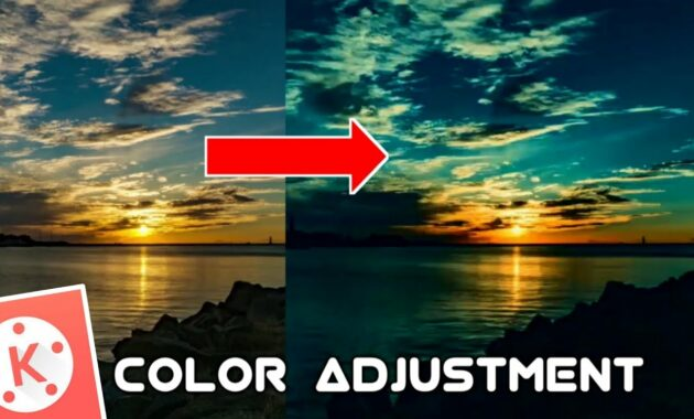 Color-Adjustment