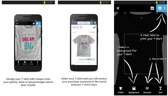 Design Get Your T Shirt aplikasi desain kaos keren di android