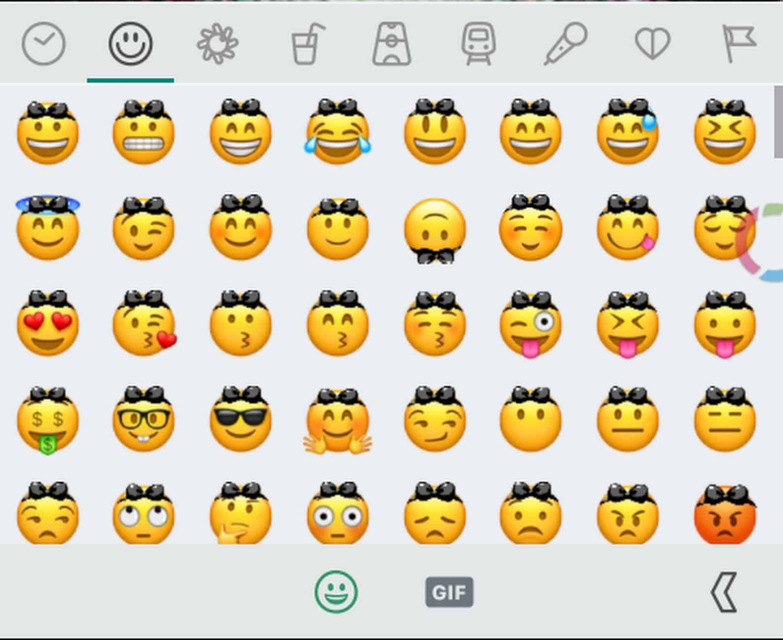 Emoji-Bervariatif