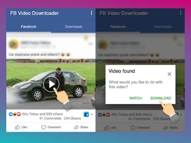 FB Video Download