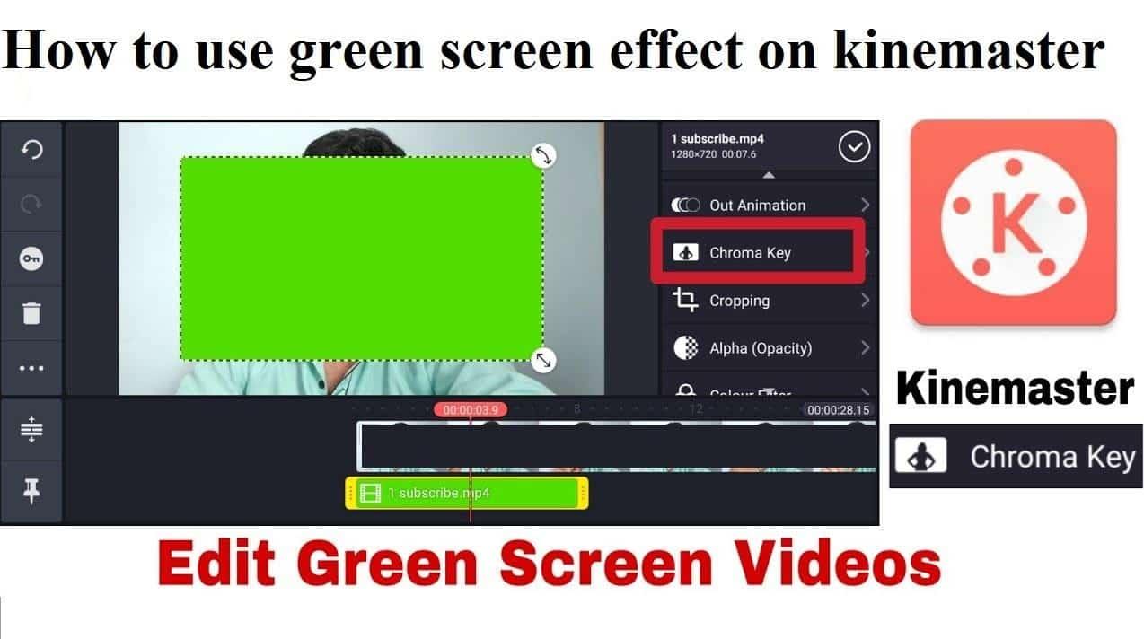 Green-Screen-Support