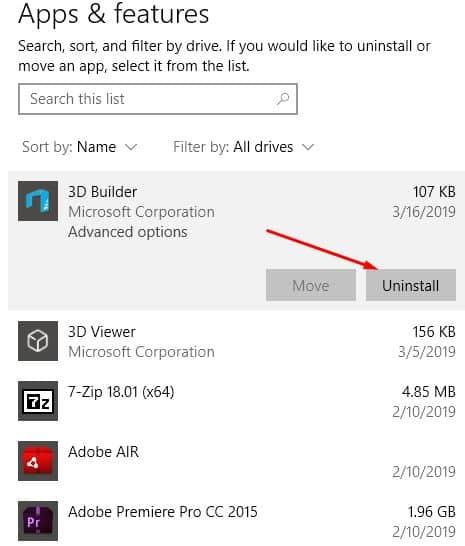 Hapus program bawaan Windows 10 agar jadi cepat dan tidak lambat