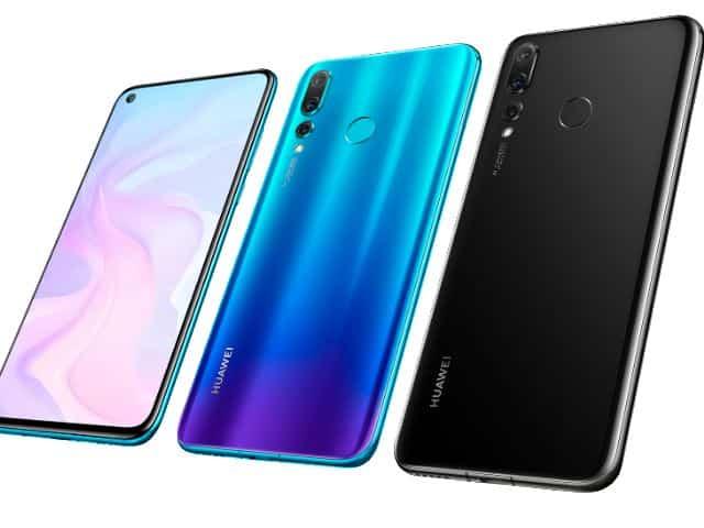 Hp Huawei dengan nfc terbaru