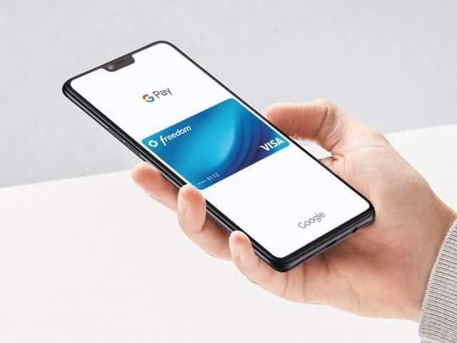 Hp Oppo NFC terbaru