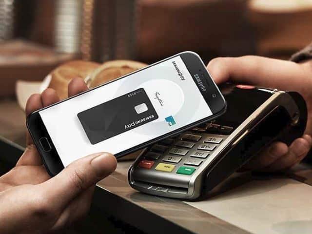 Hp samsung dengan NFC terbaru