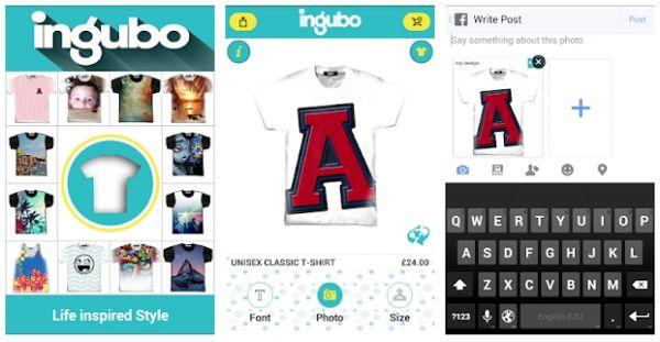 Igubo aplikasi desain kaos terbaik di android