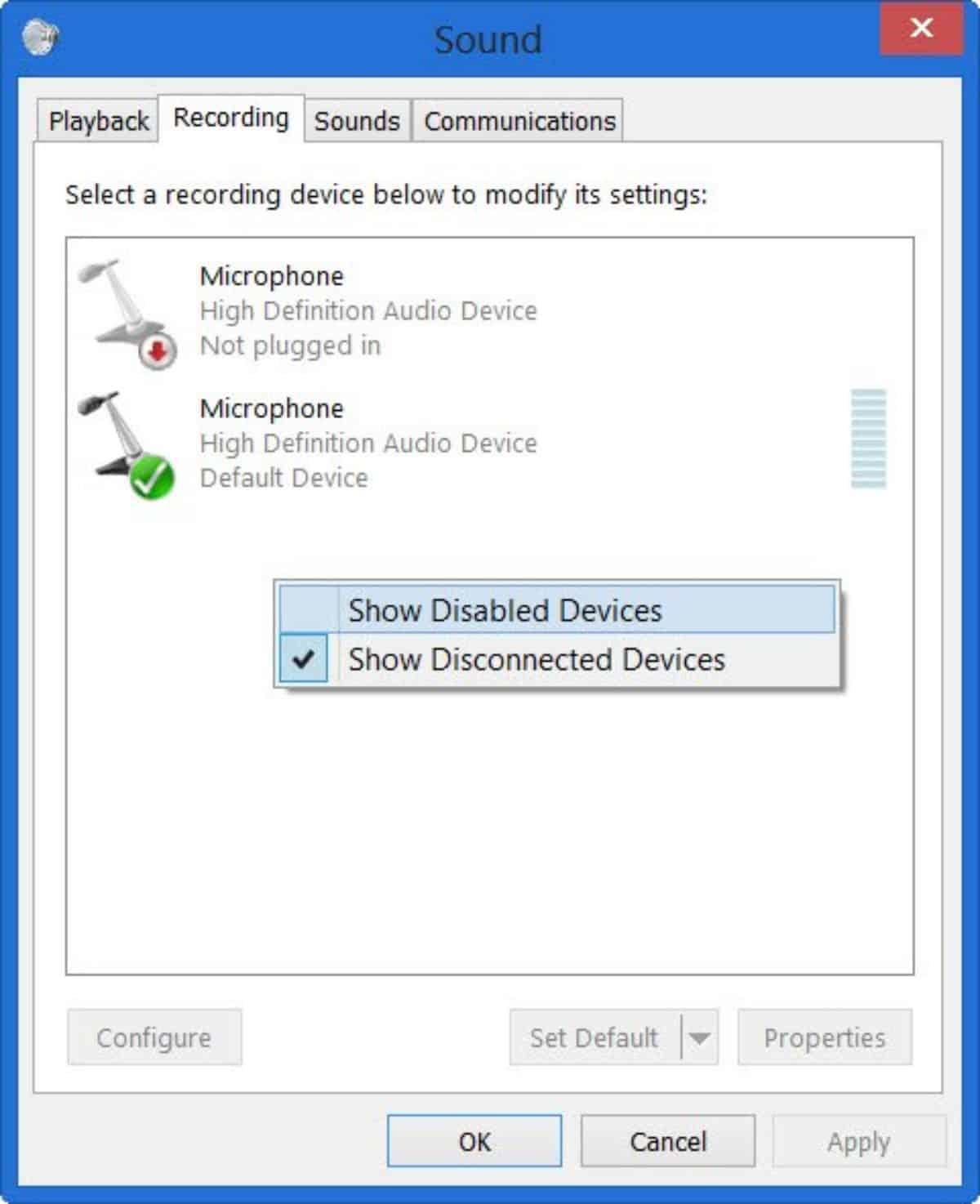 Jika-microphone-tidak-terdeteksi-silahkan-klik-kanan-pada-tempat-yang-koong-dan-klik-show-disabled-devices
