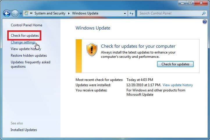 Kemudian-di-sebelah-kiri-jendela-Anda-bisa-klik-tombol-Check-for-updates