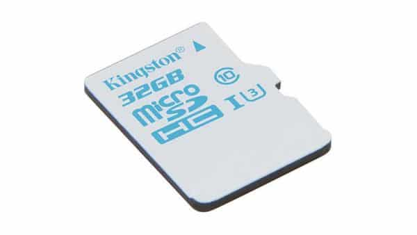 Kingston microSD Action Camera