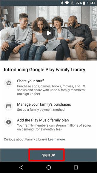 Klik-gambar-akun-Anda-klik-Setelan-Keluarga-Daftar-koleksi-keluarga-pilih-Daftar