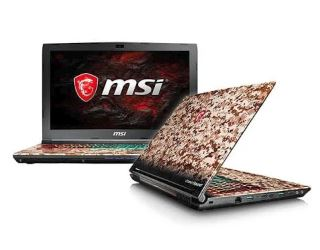MSI GE62VR 7RF Camo Squad Limited Edition