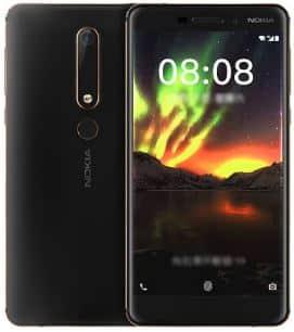 Nokia 6.1 1