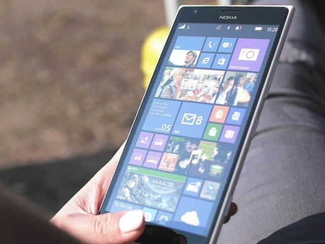 Nokia Lumia 4G LTE terbaru