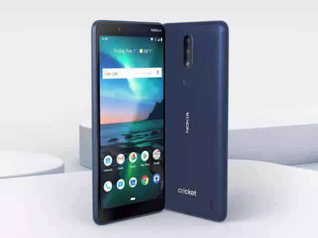 Nokia android dengan fitur NFC