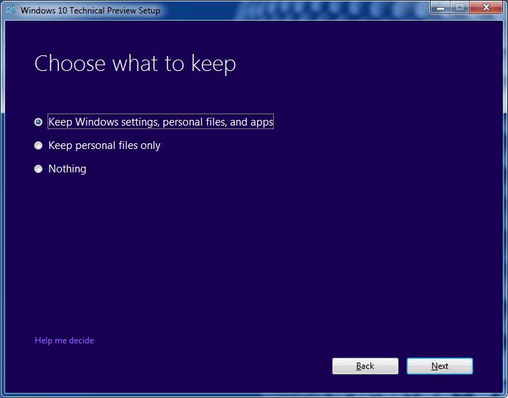 Silahkan-Anda-pilih-ini-supaya-pengaturan-file-dan-aplikasi-yang-terinstall-pada-Windows-sekarang-tidak-hilang.-Kalau-sudah-klik-Next