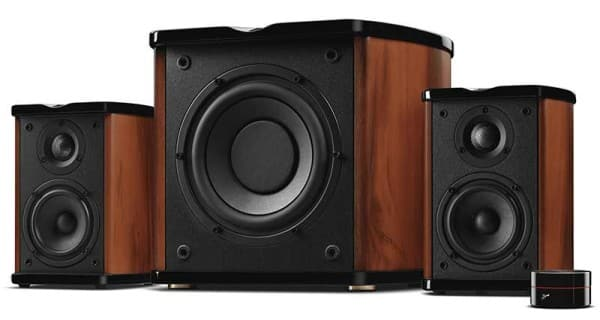 Speaker PC Hivi M50W