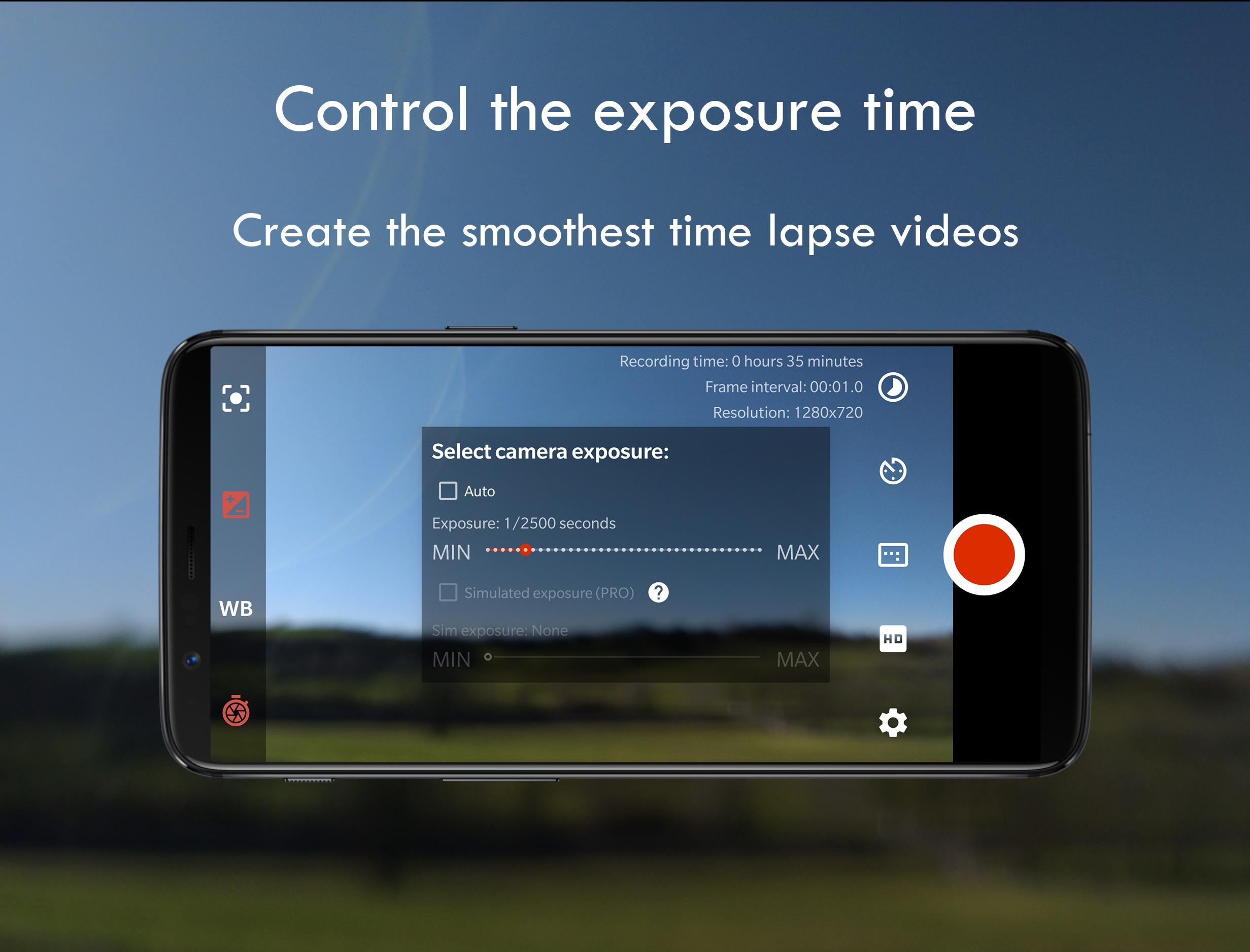 Time-Lapse-Camera