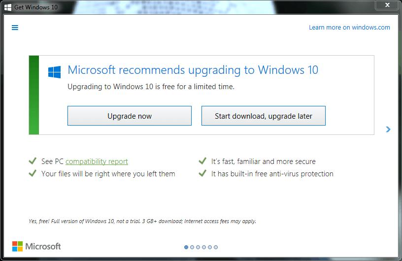 Untuk-memulai-proses-upgrade-silahkan-Anda-klik-ikon-notifikasi-Setelah-itu-klik-start-Download-Upgrade-Later