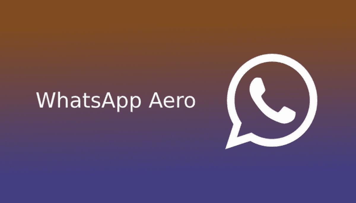 WhatsApp-Aero