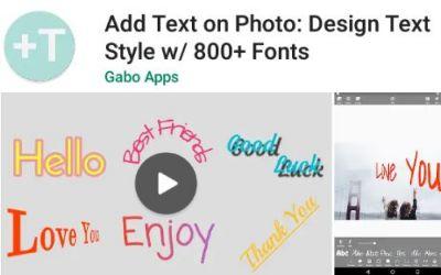aplikasi android untuk membuat tulisan berwarna di hp