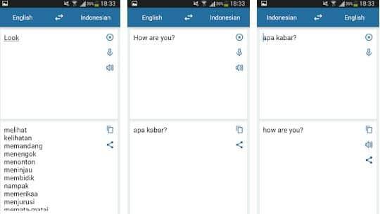 aplikasi indonesian english translator
