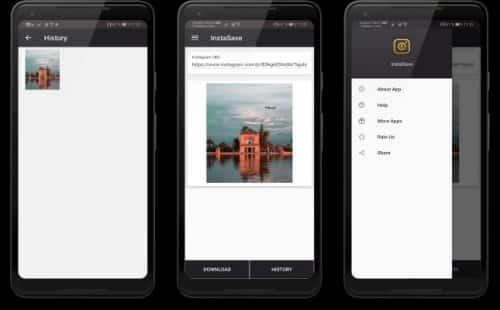 aplikasi instasave untuk download video instagram