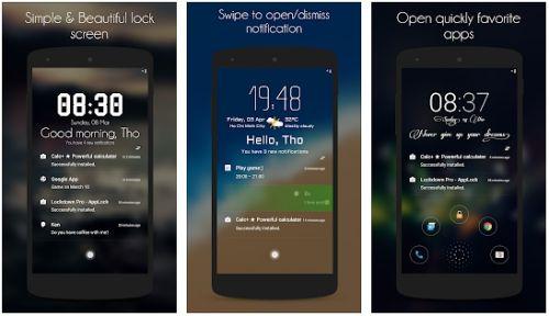 aplikasi locker android dengan wallpaper keren