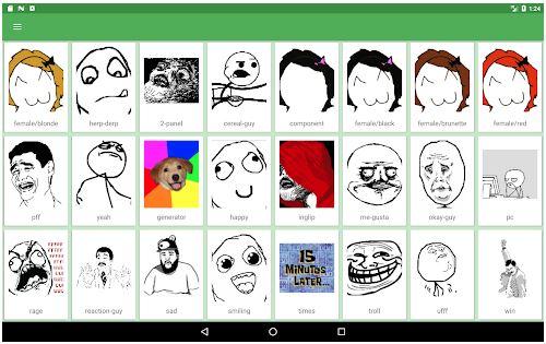 aplikasi membuat meme comic rage