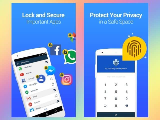aplikasi pengunci aplikasi android Vault Hide App