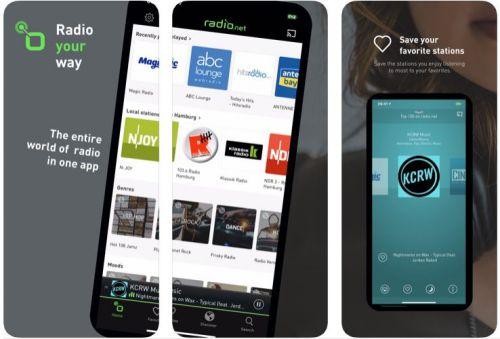 aplikasi radio online terbaik untuk hp
